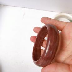 Vòng tay đá đỏ cho người mệnh Thổ và Hỏa